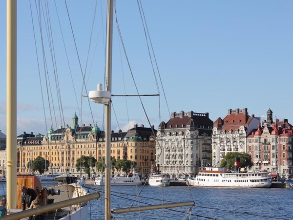 Stockholm Highlights Half Day Tour