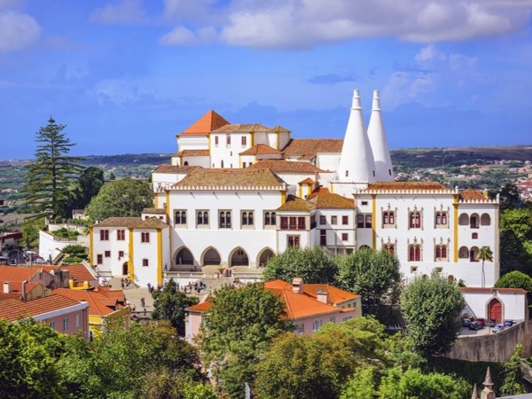 Sintra World Heritage and Cascais Full Day Private Tour