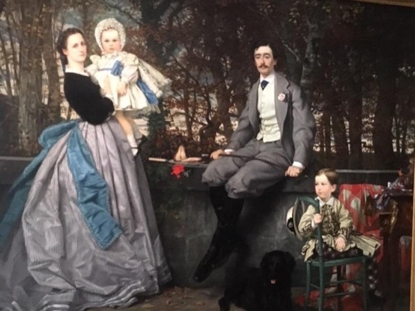 Musée d'Orsay, Portraits and More - the Dawn of Modern Art