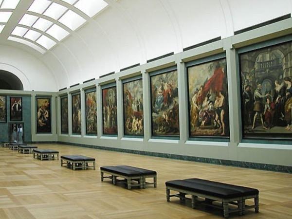 Alternative Louvre - Beat the crowds, see fabulous art