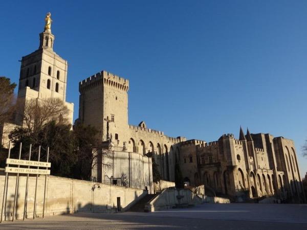 Avignon - Châteauneuf du Pape