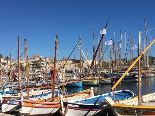 Sanary sur Mer - Le Castellet - Cassis