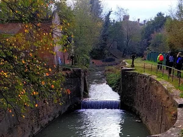 Bologna private water tour