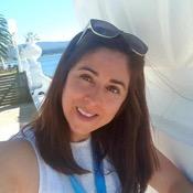 Private tour guide Maria de los Angeles