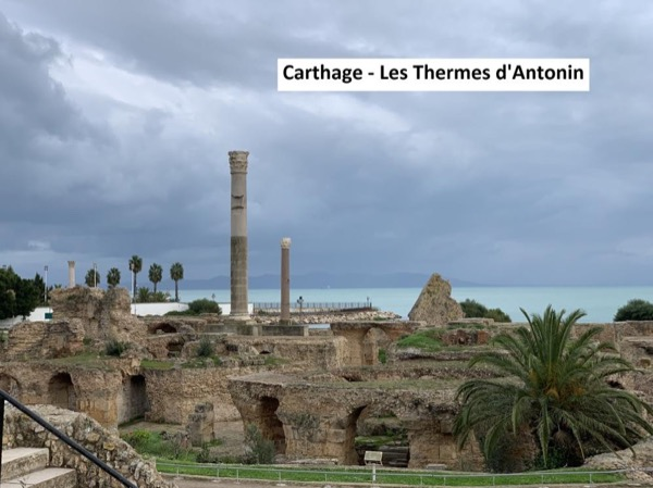 Private Full-Day Carthage Tour from Tunis