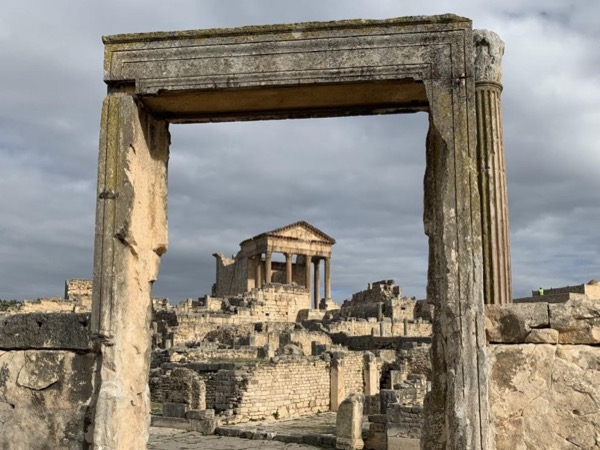 Private Full Day Dougga and Testour tour from Tunis