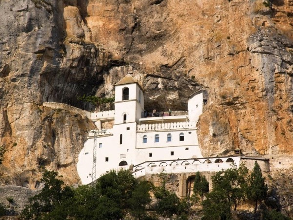 Follow the pathway of Orthodox Christianity in Montenegro