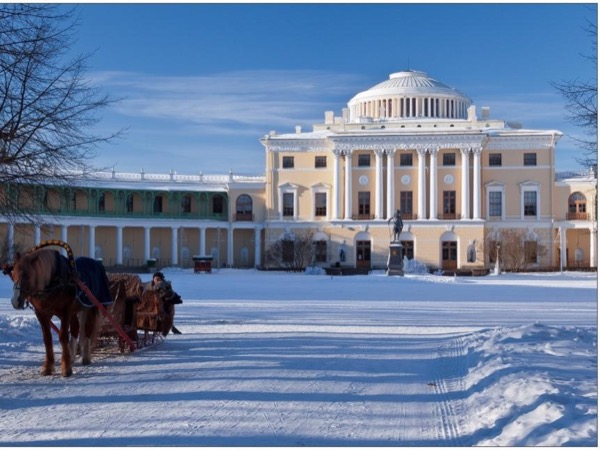 Pavlovsk and Pushkin Shore Excursion Tour