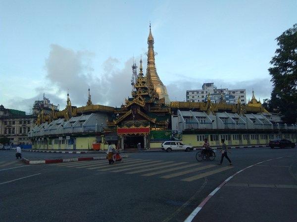 Insight Yangon- A Private Tour