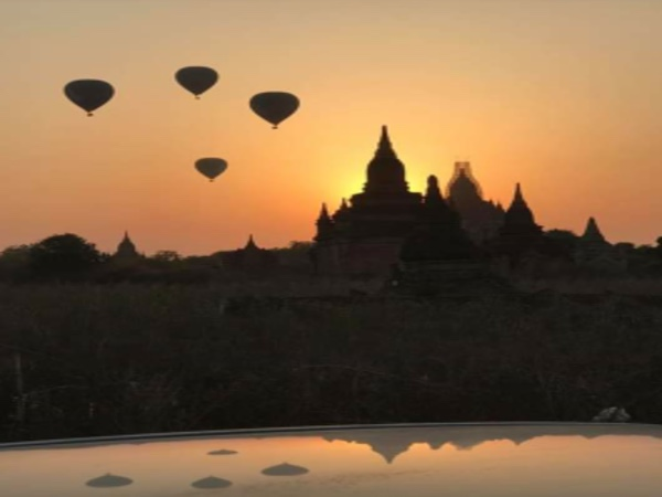 Explore Bagan- UNESCO's World Heritage in Myanmar(2days)