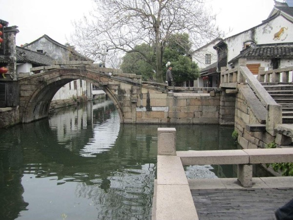 Day Tour of Zhouzhuang Water Village