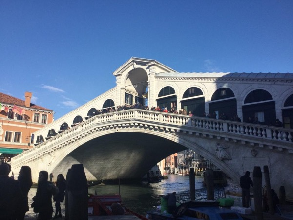 The oldest Venice: Rialto and its area