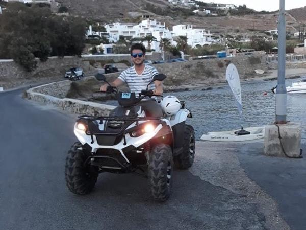 Mykonos Atv 4X4 Tour
