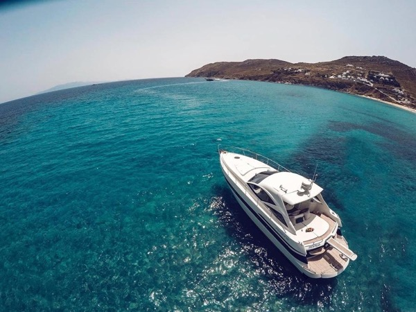 Mykonos Cruises Sunset Private Tour