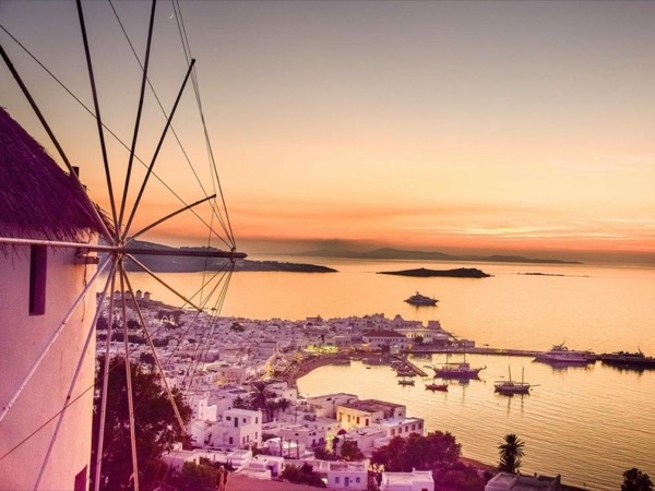 Mykonos Sunset Private Tour