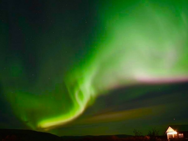 Private SUV Northern Lights (Aurora Borealis) Hunt from Reykjavik