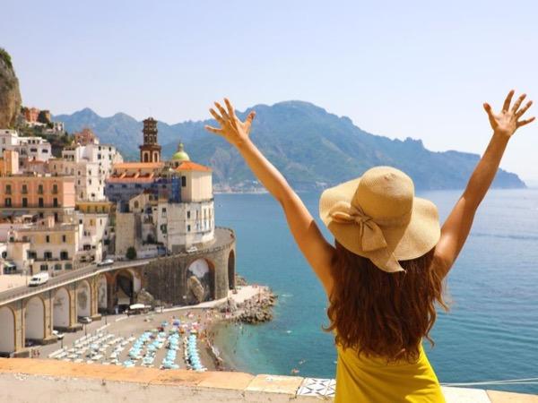 Pompeii & Amalfi Coast in one day - Shore Excursion