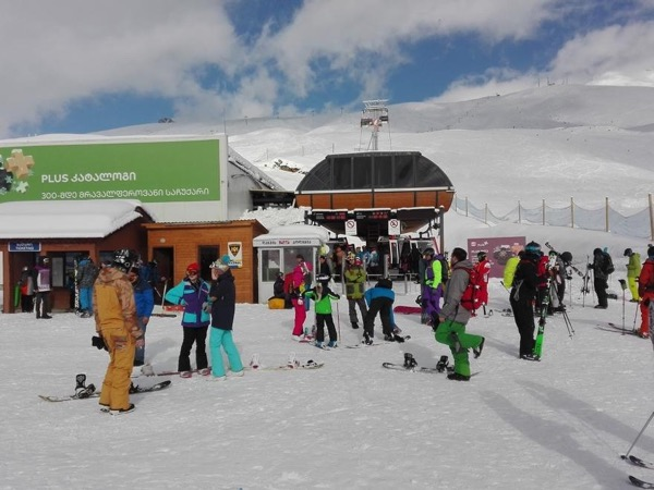Day Tour to Gudauri Ski Resort From Tbilisi