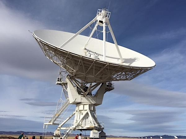 Very Large Array & GhostTowns