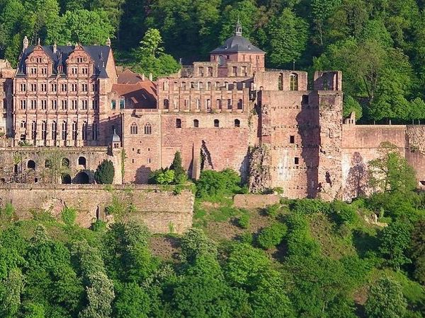 Frankfurt - Heidelberg Private Excursion.