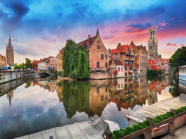 Bruges Private Full-Day Tour