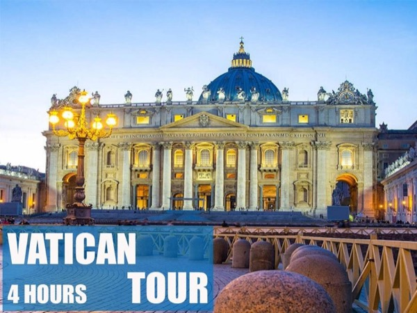 Vatican Exclusive Experience with Tickets: Museums, Sistine Chapel, Raphael's Rooms & St. Peter Basilica