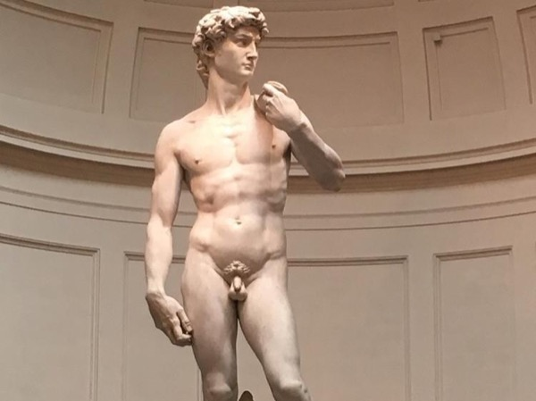 Tour of the City Highlights with Michelangelo's David