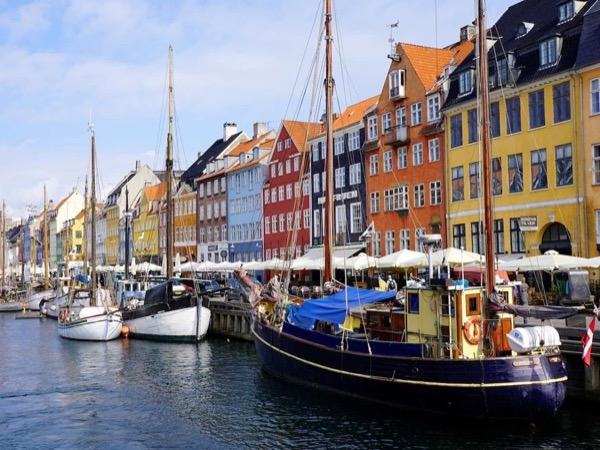 Copenhagen by Foot - 3 Hours Private Tour