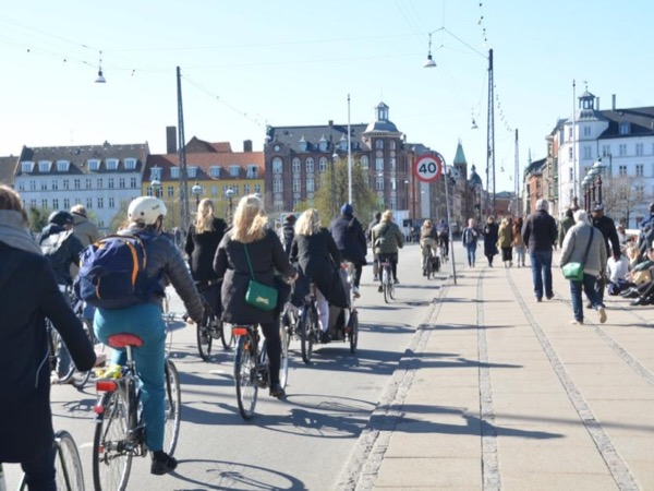 Copenhagen by Bike WITHOUT the Must-sees - 5 Hours Private Tour