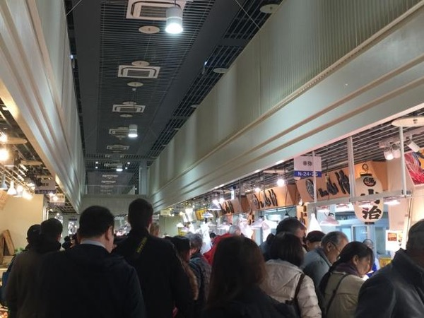 Tsukiji 4-hour Street Food Private Walking Tour (w/ lunch)