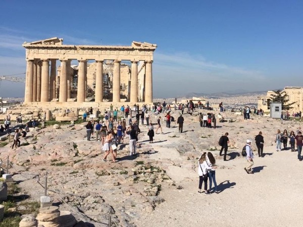 Private full day tour in Athens by minivan