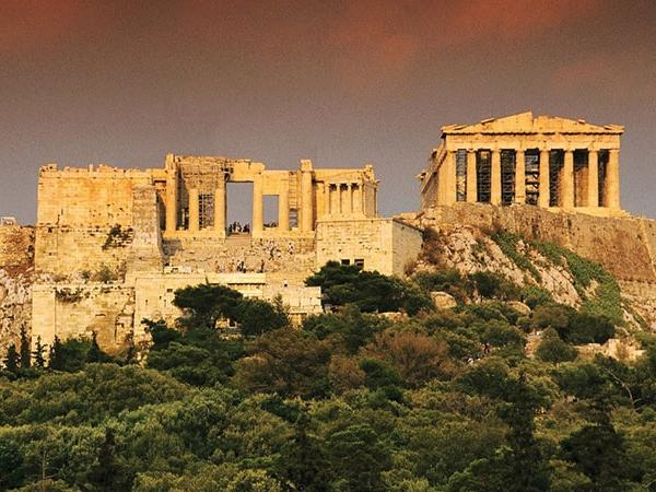 Private Panoramic Day Tour in Athens and Cape Sounio by minivan