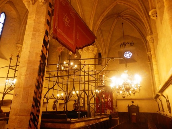 Secrets Of Prague's Jewish Town Private Walking Tour