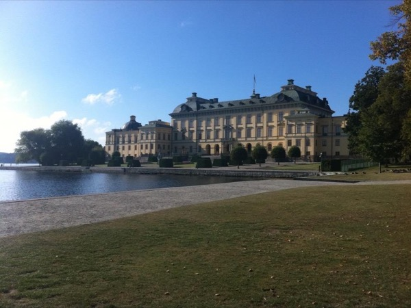 Drottningholm Palace & the Palace Park by Boat
