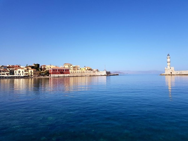 Chania Old town private walking-tour
