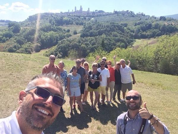 Shore Excursion to Pisa & San Gimignano from Livorno