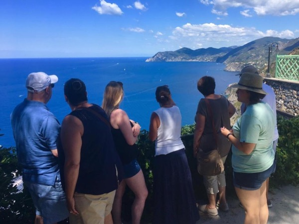 Shore Excursion to Cinque Terre and Pisa from Livorno