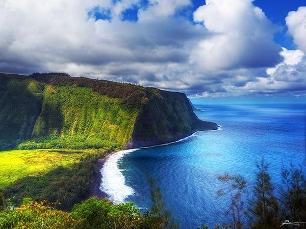 Private Kona tour to Waipio-Valley