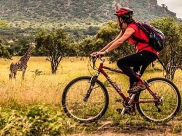 Cycling Adventure Safari
