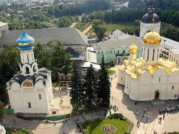 Sergiev Posad Private Tour