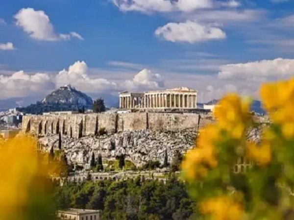 Athens by car