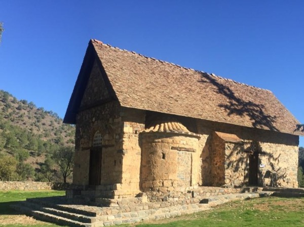 Valleys of Solea and Marathasa- Historical Villages and UNESCO Churches