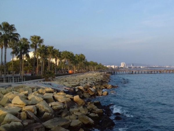 Limassol walking tour
