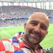 Private tour guide Goran