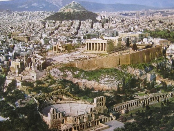 Athens Full day Tour by Minivan