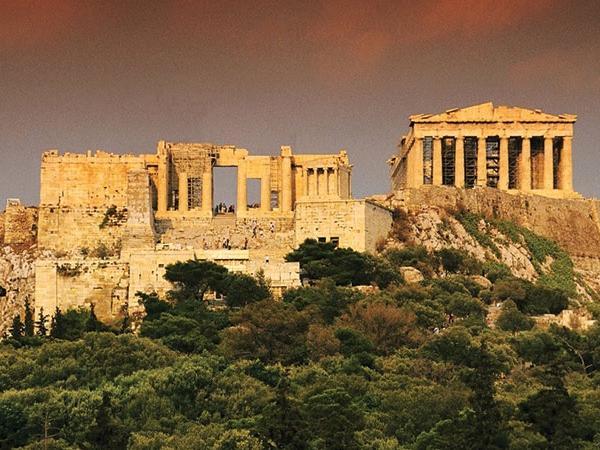 Athens - Sounio (8hrs)