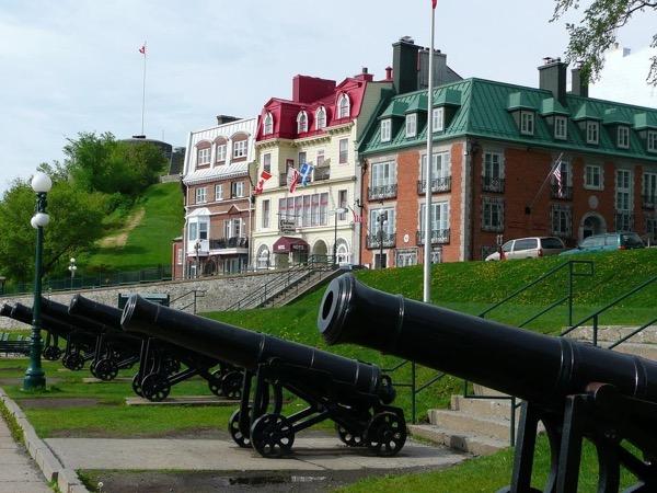 A Military Tour of Québec City