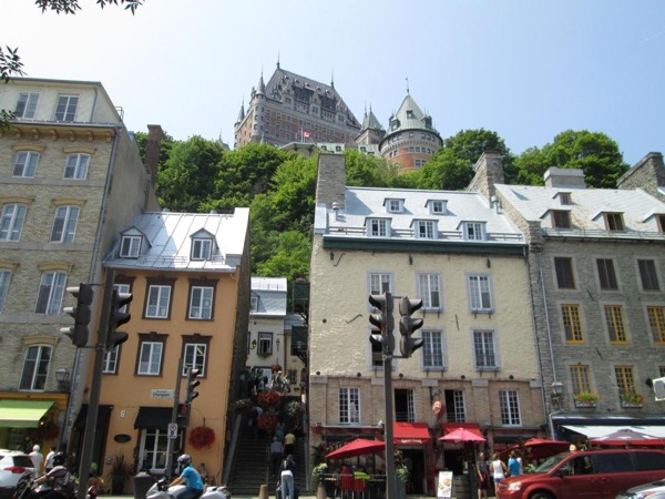 Quebec Lower City Tour