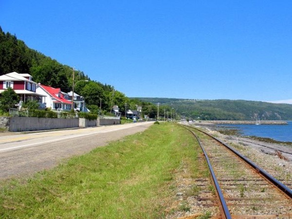 From Québec City to Charlevoix