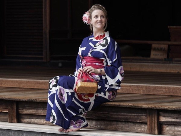 Kyoto guided tour and Photo shoot experience